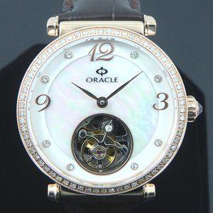 Oracle Tourbillon Luxury Women's Watch - Siren